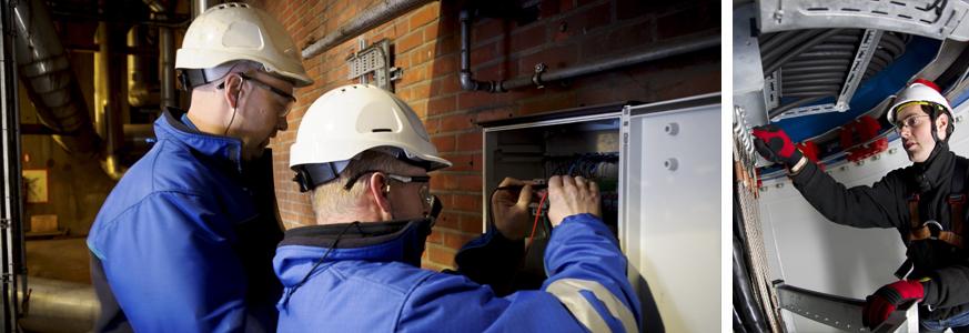 Electricista barato Electricista económico en Las Cuerlas Directorio de empresas de electricidad, Electricistas económicos en Zaragoza