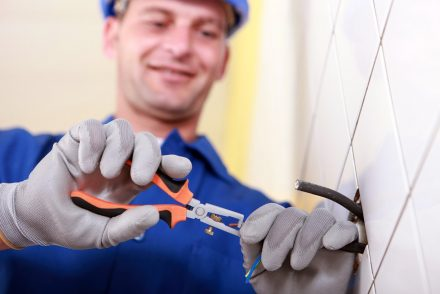 Electricista económicos en Zael