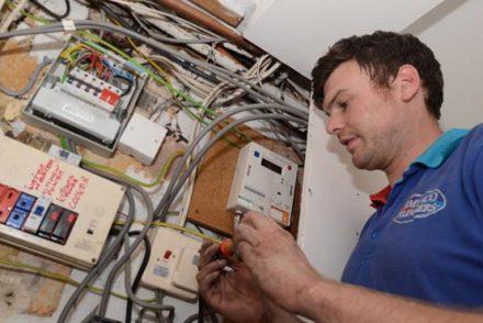Electricista económicos en Ciadoncha